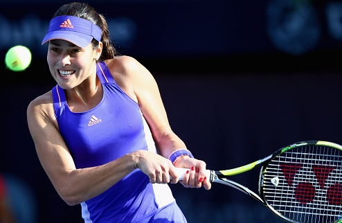 WTA Dubai Duty Free Tennis  Championship - Day Four