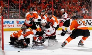 New Jersey Devils v Philadelphia Flyers - Game Five