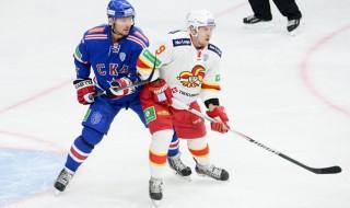 KHL Regular Championship 2014/2015